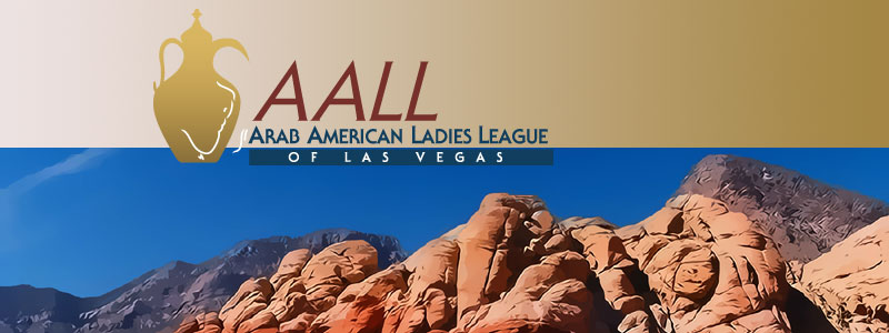 Arab American Ladies League of Las Vegas. Proudly serving our community!